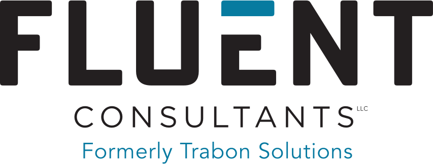 Fluent Consultants Formerly Trabon Solutions Logo